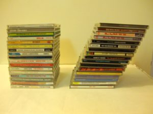 CD Cases -- Oblique