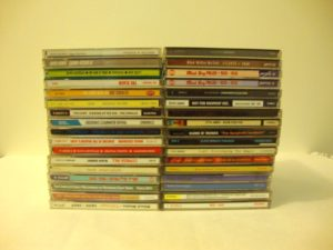 CD Cases -- right