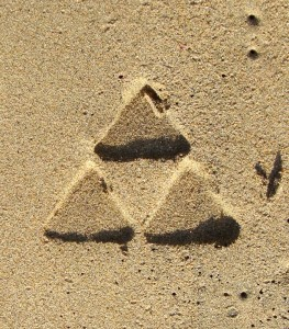 Beach Triangle 1
