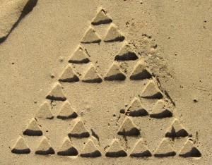 Beach Triangle 3