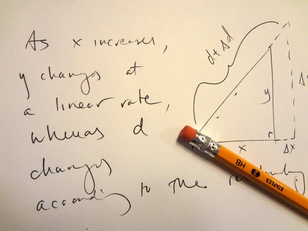 The Write Angle for Teaching Math: Why Write in Math Class?