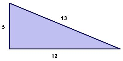 SOLUTION find all the angles in a 51213 triangle