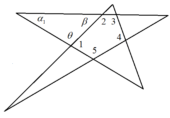 Sum of angles in star polygons mr honner - Total exterior angles of a polygon ...